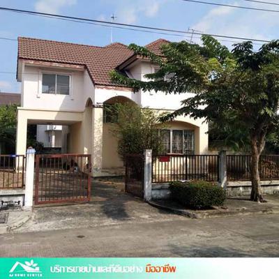 บ้านเดี่ยว 3650000 ปทุมธานี ธัญบุรี ประชาธิปัตย์