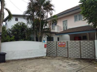 บ้านเดี่ยว 3500000 ปทุมธานี ธัญบุรี ประชาธิปัตย์